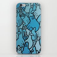 Le Poulailler iPhone & iPod Skin