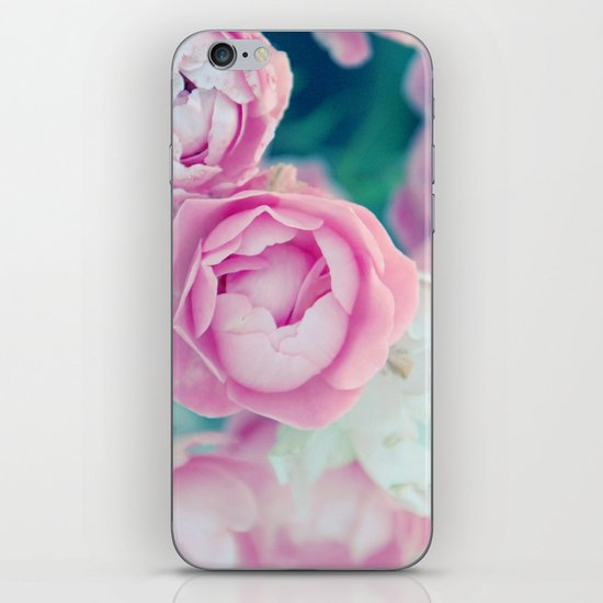 Miss Rose iPhone & iPod Skin