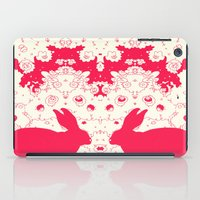 Red Rabbit Collaboration iPad Case