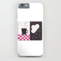 Coffee & Snow Slim Case iPhone 6s