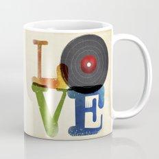 Love is Music Mug