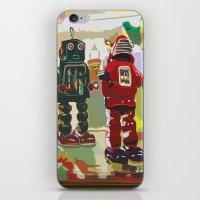 Robots iPhone & iPod Skin