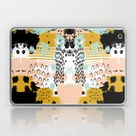 Ames - Abstract Painting… Laptop & iPad Skin