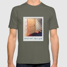 Doog os saw? … Was so good! Mens Fitted Tee Lieutenant SMALL