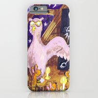 iPhone & iPod Case featuring Class with Owl teacher by Kookyphotography