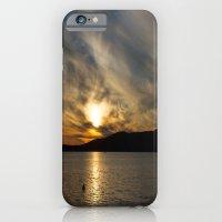 Let's Watch The Sun Go D… iPhone 6 Slim Case