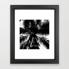 Palm with Sass  Framed Art Print