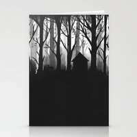 Wild Woods Stationery Cards