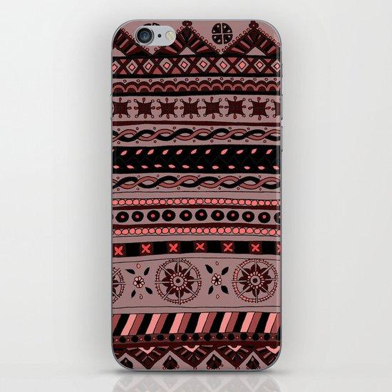 Yzor pattern 005 02 iPhone & iPod Skin