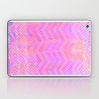 Neon Chevron Laptop & iPad Skin