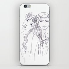 Sirens iPhone & iPod Skin