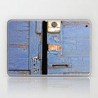 Vintage door Laptop & iPad Skin