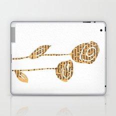 PAPERCUT FLOWER 5 Laptop & iPad Skin