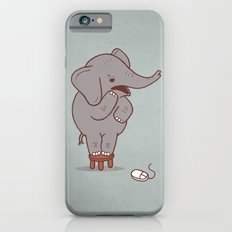 Irrational Fears iPhone 6 Slim Case