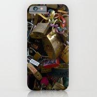 iPhone & iPod Case featuring Lovers locks by Marieken
