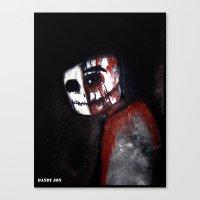 Dream Heretic Canvas Print