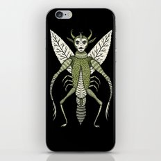 Ten-Legged Creepy Crawly iPhone & iPod Skin