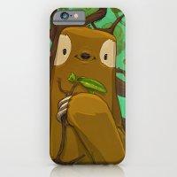 Sally the Sloth iPhone 6 Slim Case