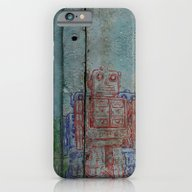 Robot Army iPhone 6 Slim Case