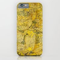 iPhone & iPod Case featuring Serpent City by Krist Norsworthy