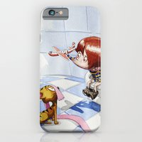 iPhone & iPod Case featuring In the intimacy by Jose Luis Ocana
