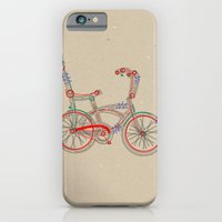 Aztec Bicycle iPhone 6 Slim Case