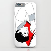 iPhone & iPod Case featuring Neverending Story by near modern disaster