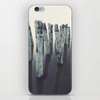 Frozen in the Tide iPhone & iPod Skin