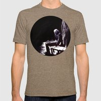 The Great Death Of Wisbo… Mens Fitted Tee Tri-Coffee SMALL