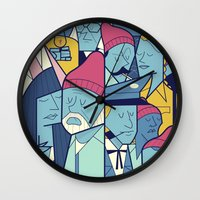 The Life Acquatic with Steve Zissou Wall Clock