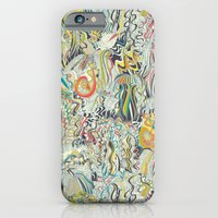 Hairspray Jungle iPhone 6 Slim Case