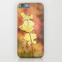 iPhone & iPod Case featuring Seasonal Closeup - Autumn by Em Beck