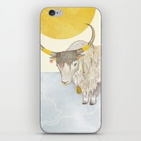 Yak iPhone & iPod Skin