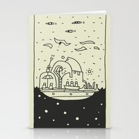 ship Stationery Cards featuring Ship by inktheboot