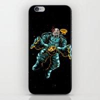 Astro Z iPhone & iPod Skin