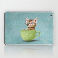 Mr. Micio Miao - Kitten … Laptop & iPad Skin