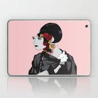 Louise Brooks Laptop & iPad Skin