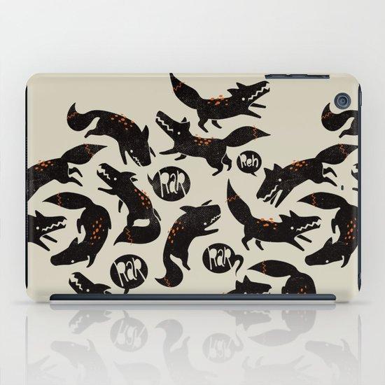 werewolfs iPad Case