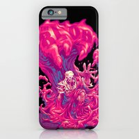 iPhone Cases featuring THE BLOB by BeastWreck