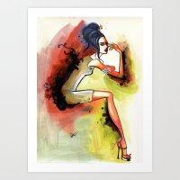 rb Art Print