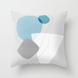 Throw Pillow - Graphic 133 - Mareike Böhmer