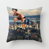 I Lost My Light Throw Pillow