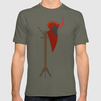 Free Time Mens Fitted Tee Lieutenant SMALL