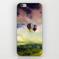 Painted Duet iPhone & iPod Skin