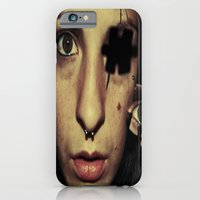 iPhone & iPod Case featuring A piece of me by Jake Stanton