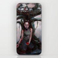 Helpless iPhone & iPod Skin