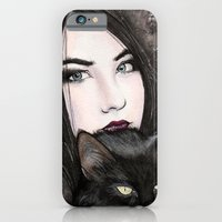 iPhone & iPod Case featuring Samhain 2013 by Jessica April