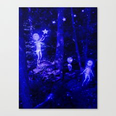 Star People Canvas Print