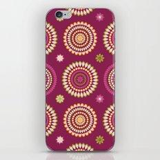 Ethnic Circles iPhone & iPod Skin