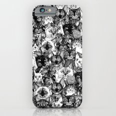 CHRISTMAS CATS Slim Case iPhone 6s
